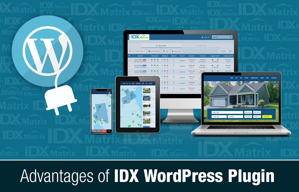 IDX Wordpress Plugin