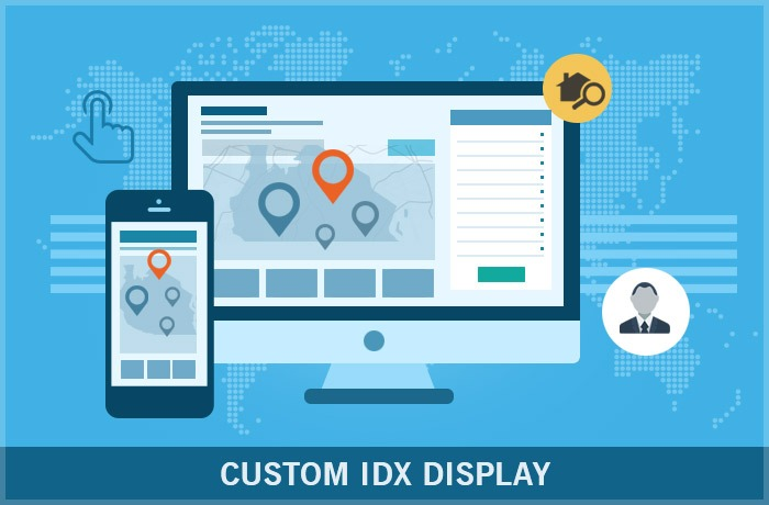 Customized IDX Display