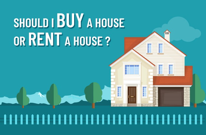 Should I buy a house or rent a house