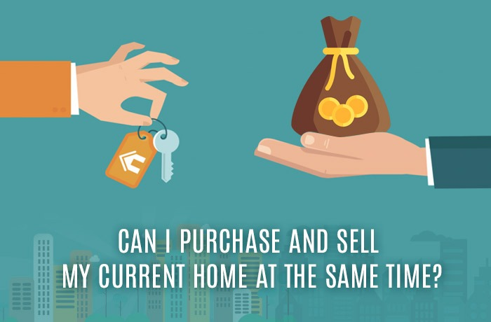 Can I purchase and sell my current home at the same time?